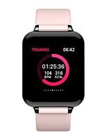 Недорогие -B57 Универсальные Умные браслеты Android iOS Bluetooth Пульсомер Измерение кровяного давления Спорт Израсходовано калорий Медиа контроль ЭКГ + PPG
