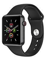 Недорогие -KUPENG P10 Универсальные Смарт Часы Умные браслеты Android iOS Bluetooth Водонепроницаемый Пульсомер Спорт Медиа контроль Регистрация деятельности