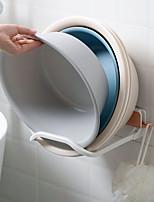 Недорогие -Бесплатная штамповка складной вешалка для умывальника Ванная комната для хранения вешалка для ванной комнаты на стене вешалка для раковины