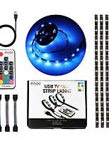 Недорогие -10м гибкие светодиодные полосы RGB TIKTOCK фары 300 светодиодные вечеринки / декоративные / ТВ фон 5 В