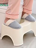 Недорогие -Фасола туалетный стул для ног пластиковый стул для сидения на корточках туалетный стул для сидения на корточках стул табуретка для ванной взрослый шаг стул 1 шт.