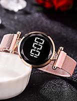 cheap -Women's Quartz Watches Quartz Stylish Braided Luxury Casual Watch Analog Black Blue Red