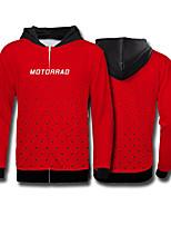Недорогие -Red dot взрослый мотокросс флисовая толстовка мотоцикл джерси езда костюм горнолыжный костюм спорт на открытом воздухе повседневная куртка motogp
