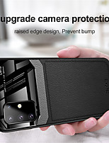 cheap -Case For Samsung Galaxy A91 / M80S / A81 / M60S / S20 Ultra Mirror Back Cover Solid Colored PU Leather / TPU