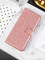 cheap -Case For Samsung Galaxy A51 / M40S / A71 Wallet / Shockproof  Diamond Glitter PU Leather Case For Samsung S20 Plus / S20 Ultra/A20e/A50s/A30s/A10/A60/A70/A80/S10 Lite/S10 5G/S10 Plus/Note 10 Plus