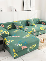 cheap -Sofa Cover Classic / Contemporary Reactive Print Polyester Slipcovers