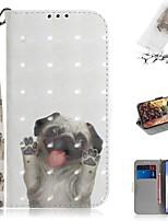 Недорогие -чехол для xiaomi 9 lite / mi 9t / mi 9t pro кошелек / визитница / флип чехлы для тела для собак из искусственной кожи для xiaomi cc9 / cc9e / note 10 pro / redmi k30 / k20 pro / note 8t / note 8/8 /