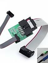 Недорогие -cc2531 cc2540 zigbee usb-ключ программирования кабель загрузчика Bluetooth 4.0 анализатор инструмент разъем программатора