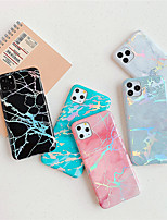 cheap -Case For Apple iPhone 11 /11 Pro /11 Pro Max/XS Max/XS/XR/X/8P/7P/8/7 Shockproof / IMD Back Cover Marble TPU