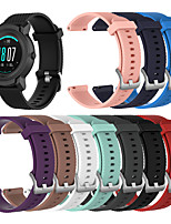 cheap -22MM For TicWatch Pro / TicWatch S2 / TicWatch E2 Silicone Sport Watch Band Strap