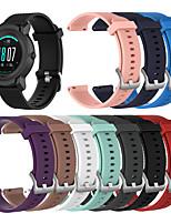 Недорогие -22мм для ticwatch pro / ticwatch s2 / ticwatch e2 силиконовый ремешок для часов