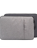 cheap -11.6 Inch Laptop / 12 Inch Laptop / 13.3 Inch Laptop Sleeve Nylon Fiber / Canvas Solid Colored / Classic for Business Office Unisex Waterpoof