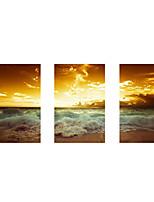 Недорогие -Современные картины на холсте Живопись Декор для дома Картины с декором Печать на холсте Натяжные картины современного искусства