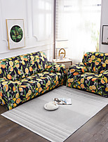 cheap -Sofa Cover Plants / Floral / Classic Printed Polyester Slipcovers