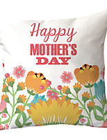cheap -Mother's Day Cushion Cover Car Sofa Pillow Cushion Bedside Back Pillow