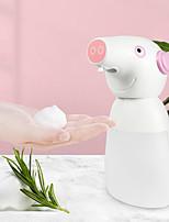 Недорогие -автоматическая индукционная ручная стиральная машина аккумуляторная пена стиральная телефон умная пена дезинфицирующее средство для рук мультфильм бытовой дозатор мыла