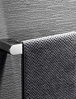 Недорогие -новый дизайн для полотенца / современный креативный / из нержавеющей стали / из низкоуглеродистой стали / из металла 1pc - кольцо для ванной комнаты на стене