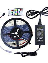 Недорогие -1м гибкие светодиодные полосы света гибкие огни Tiktok 30 светодиодов smd5050 многоцветный декоративный / фон для ТВ 12 В