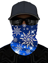 cheap -Men's Active / Basic Bandana - Color Block