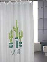 Недорогие -анти-плесени антибактериальные единорог дома ванная комната перегородки плесени водонепроницаемый занавес ванной комнаты