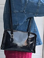 cheap -Women's PU Top Handle Bag Solid Color Yellow / Orange / Blue