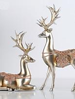 Недорогие -Декоративные объекты, Керамика Современный современный для Украшение дома Дары 1шт