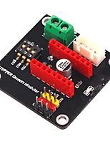 Недорогие -drv8825 / a4988 42-канальная плата расширения драйвера шагового двигателя для r3 3d-принтера cvd