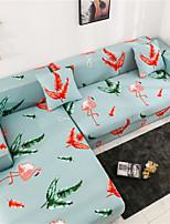 Недорогие -Фламинго принт пылезащитный всесильный чехлы-стрейч L-образный чехол для дивана Супер мягкий чехол из ткани с одной бесплатной наволочкой