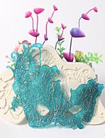 Недорогие -DIY маска текстуры жидкий силиконовые формы для выпечки помады 1шт