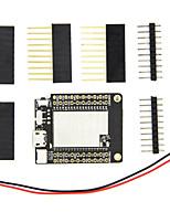 Недорогие -ttgo mini32 плата расширения esp32-wrover-b psram wifi модуль разработки Bluetooth-модуля