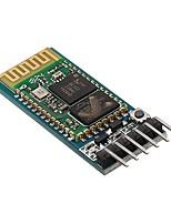 Недорогие -HC-05 Беспроводной Bluetooth последовательный приемопередатчик модуль ведомого и ведущего