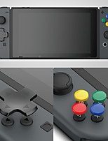 cheap -Game Button Color Stickers For Nintendo DS / Nintendo Switch  Game Controller Accessory ABS 3 pcs unit One piece