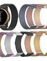 Недорогие -Милан петля ремешок для Ticwatch C2 Ticwatch 2 / E браслет из нержавеющей стали