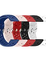 cheap -Watch Band for Samsung Galaxy Active Samsung Galaxy Modern Buckle Silicone Wrist Strap