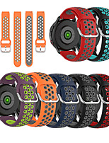 cheap -18MM For Ticwatch C2 Smart Bracelet Replacement Silicone Strap