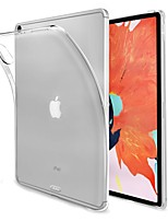 cheap -Case For Apple iPad Air / iPad 4/3/2 / iPad (2018) Ultra-thin Back Cover Solid Colored TPU for iPad Pro 10.5 / iPad Air3 10.5 2019 / iPad 2018 / iPad Air2