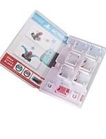 cheap -Card storage box For Nintendo DS / Nintendo Switch ,  Cool Card storage box ABS+PC 1 pcs unit