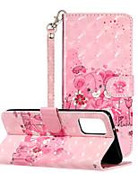 Недорогие -чехол для samsung galaxy s20 ulitra s20 чехол для телефона искусственная кожа материал алмаз сплошной цвет чехол для телефона s20 плюс s10 плюс s10 e s10 s9 plus s9 s8 plus s8