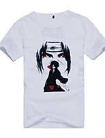 cheap -Inspired by Naruto Hatake Kakashi Naruto Uzumaki Anime Cosplay Costumes Japanese Outfits T-shirt For Men's Women's