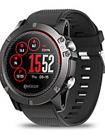 cheap -Zeblaze vibe 3 ECG Unisex Smartwatch Android iOS Bluetooth Waterproof GPS Heart Rate Monitor Video Health Care ECG+PPG Timer Pedometer Sleep Tracker Sedentary Reminder