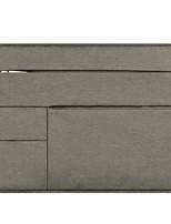 Недорогие -14-дюймовый ноутбук Рукав Текстура / Полотняное плетение Унисекс Водостойкий Противоударное покрытие