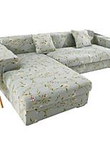 Недорогие -цветная печать пылезащитный всесильный чехлы на диван эластичный чехол для дивана супер мягкий чехол из ткани с одной бесплатной наволочкой