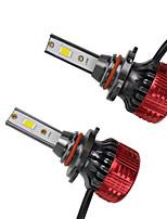 Недорогие -otolampara 2шт 9006 (hb4) автомобильные лампочки 55 Вт csp1919 4400 лм 2 светодиодные противотуманные фары для Volkswagen Tiguan / Golf / Sagitar 2018/2016/2017