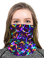 Недорогие -Жен. Активный / Классический бандана Контрастных цветов