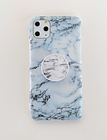cheap -Case For Apple iPhone 11 / iPhone 11 Pro / iPhone 11 Pro Max with Stand / Pattern Back Cover Marble TPU