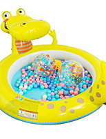 cheap -Ocean Ball Pool Fence Baby Bobo Inflatable Indoor Outdoor Household Ball Pool Neutral Swimming Pool Ins