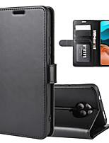 Недорогие -для xiaomi redmi k30 / poco x2 / k30 pro r64 текстура одноразовый горизонтальный флип кожаный чехол с держателем&усилитель; слоты для карт&усилитель; кошелек