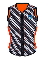 cheap -HISEA® Life Jacket Lightweight Reduces Chafing Neoprene Swimming Surfing Boating Life Jacket for Adults
