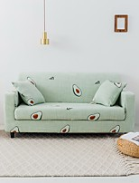 Недорогие -простое однотонное эластичное покрытие для диванов