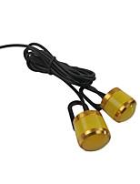 Недорогие -otolampara 2шт 31мм / 41мм / 36мм мотоцикл лампочки 3 Вт smd 5730 240 лм 5730 светодиодные фонари украшения для универсальных всех моделей все годы